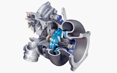 Nové turbodmychadlo 135i 3.0,r.v. 06 - 10, 225 KW Motorizace: N54B30