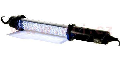 Montážní lampa LED (27 led diod) 4W