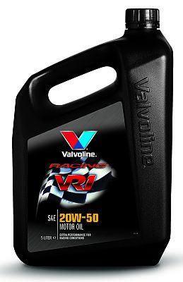 Valvoline VR1 Racing 20W-50 5L Špičkový minerální motorový olej 5L
