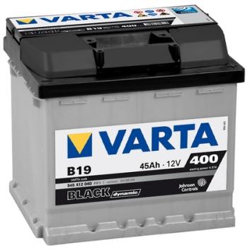 Varta Black Dynamic 45 Ah