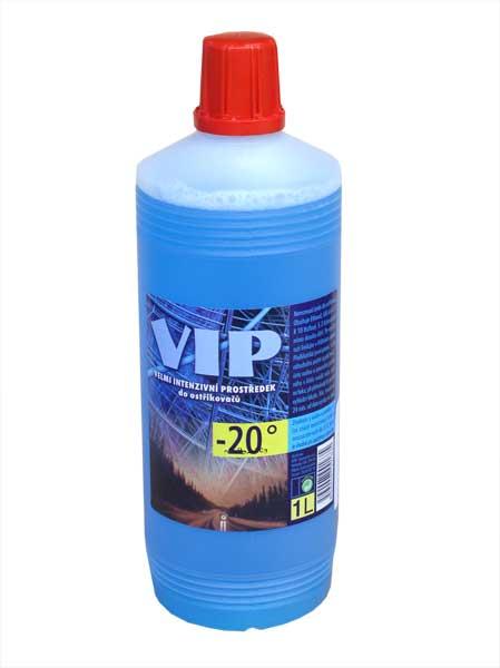 Kapalina do ostřikovačů VIP -20 1L - 20 (zimní) 1L